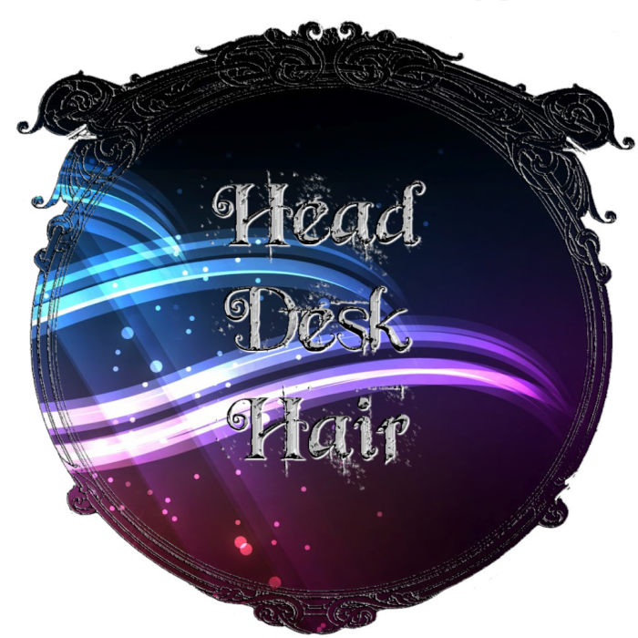 !Head Desk! logo alpha