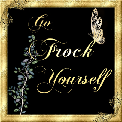 Go Frock Yourself Logo