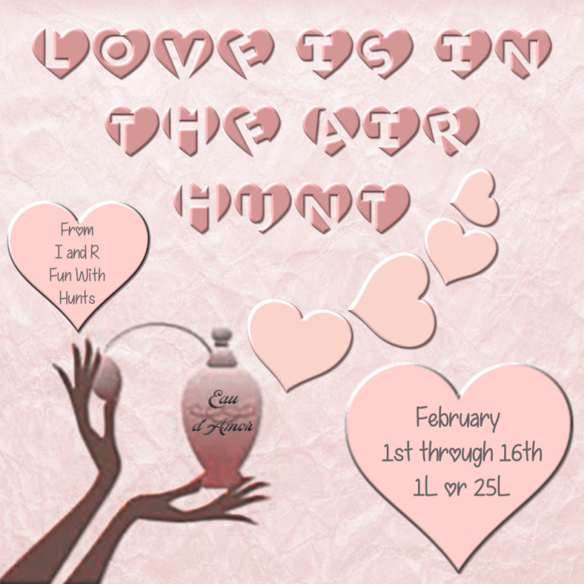 Love Is In The Air Hunt Poster.png