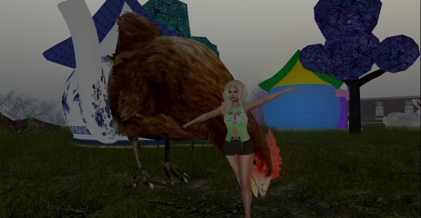 Huge Chickens – Gwennies Fashion Statements