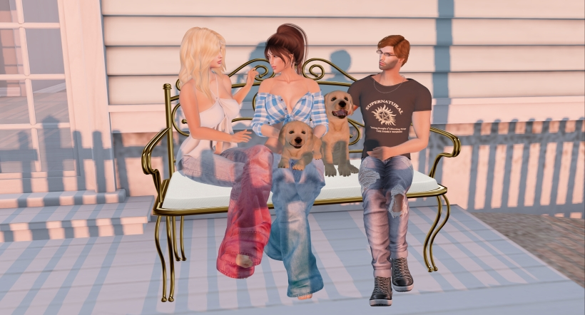 Relaxing Porch Style – Gwennies Fashion Statements